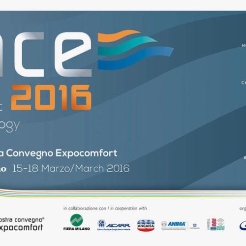 Mostra Convegno Expocomfort a Milano