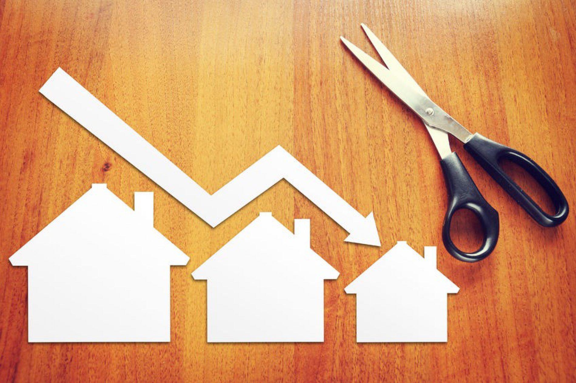 2015: confermato il ribasso del prezzo delle case