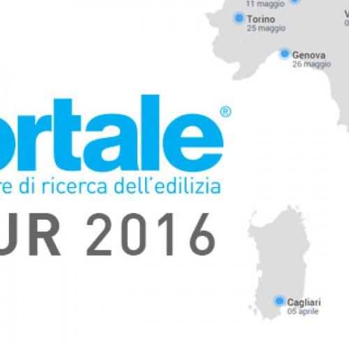 EdilPortale Tour 2016: si parte a Catania il 9 marzo