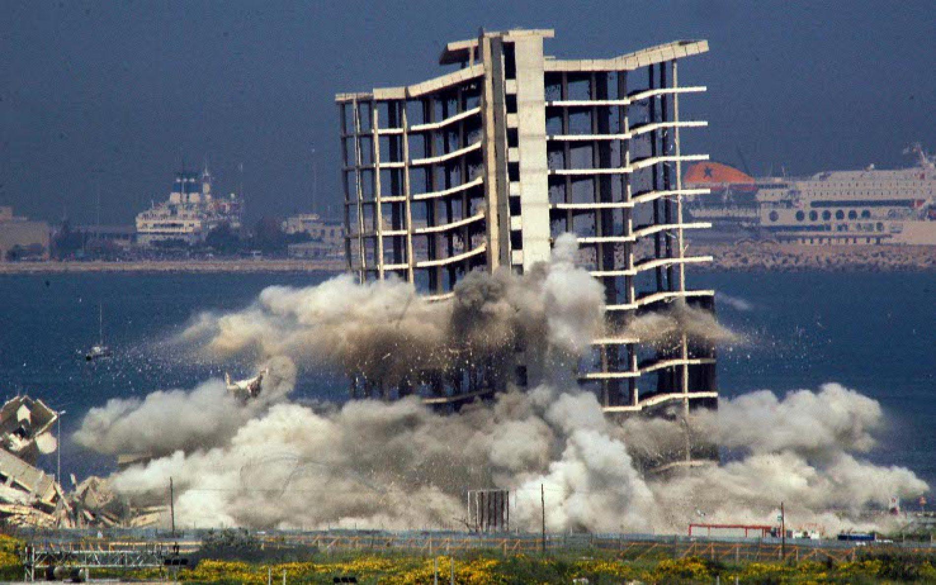 Collegato Ambiente: un fondo per la demolizione di edifici abusivi