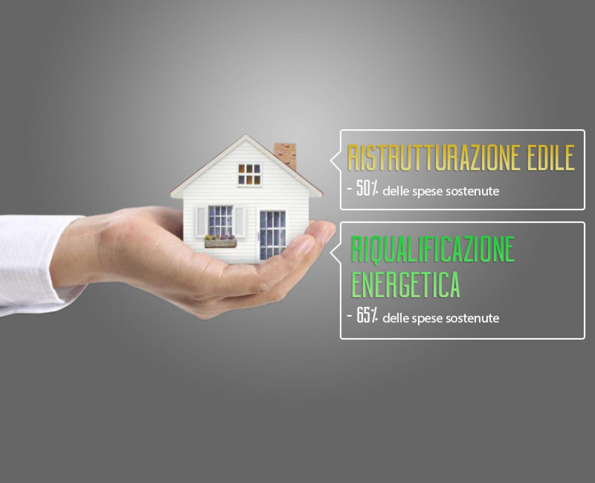 Proroga del bonus ristrutturazioni e riqualificazione energetica