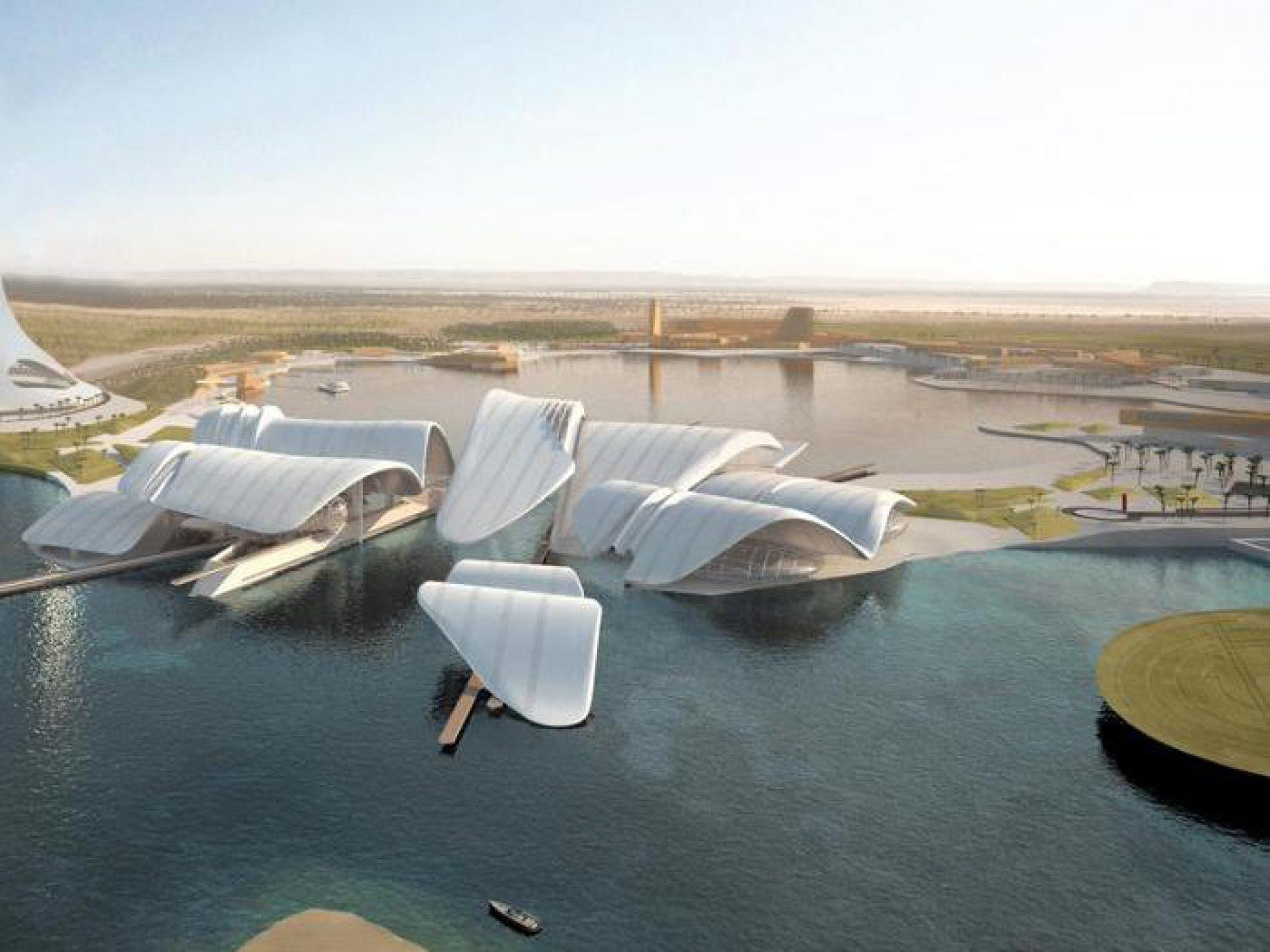 Sono italiani i progettisti del nuovo Museo del Mare in Qatar
