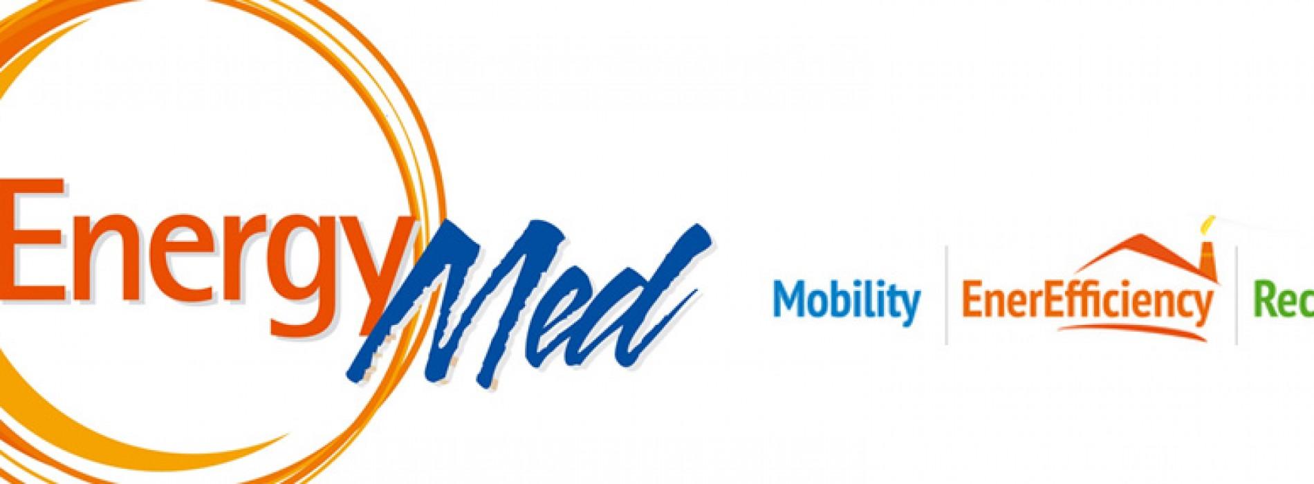 EnergyMed a Napoli dal 31 marzo al 2 aprile
