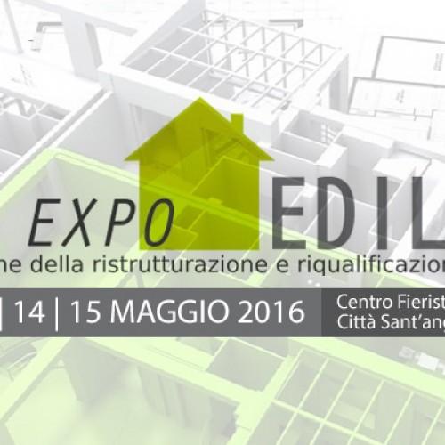 Città S. Angelo: ExpoEdile dal 13 al 15 maggio