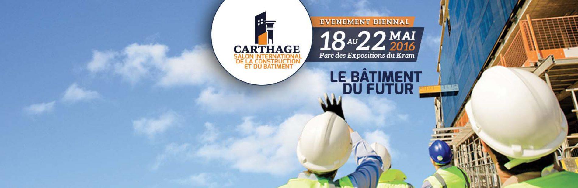 Salone Internazionale sull'Edilizia Carthage 2016