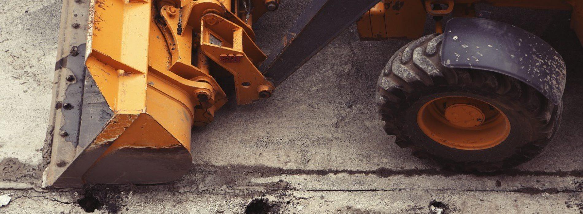 Macchine per costruzione in linea con l'ecosostenibilità