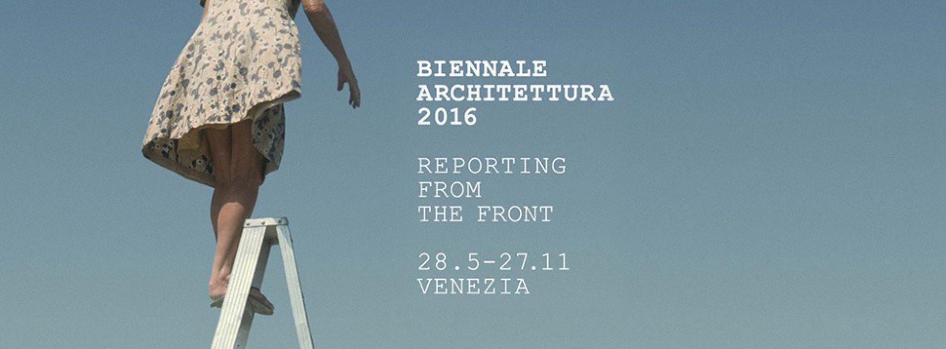Torna la Biennale dell'Architettura a Venezia