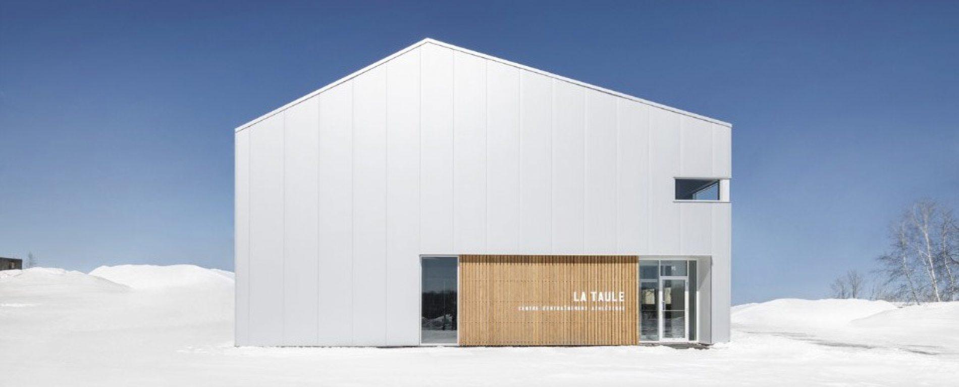 La Taule: il centro sportivo per body-builders, ginnasti e fitness addicted