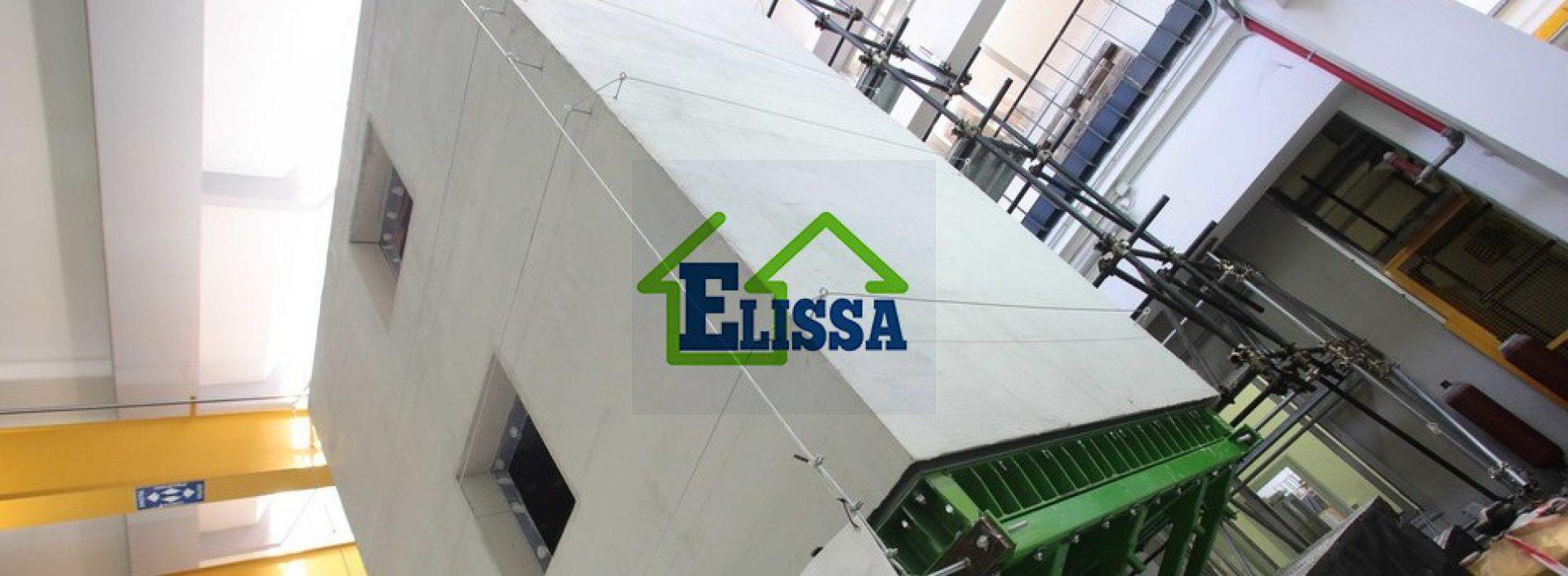 Elissa House: il prototipo dell'Università di Napoli per abitazioni antisismiche