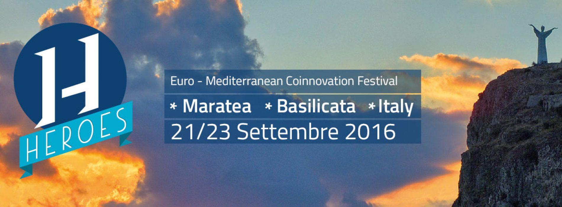 Heroes, il festival dell'innovazione a Maratea