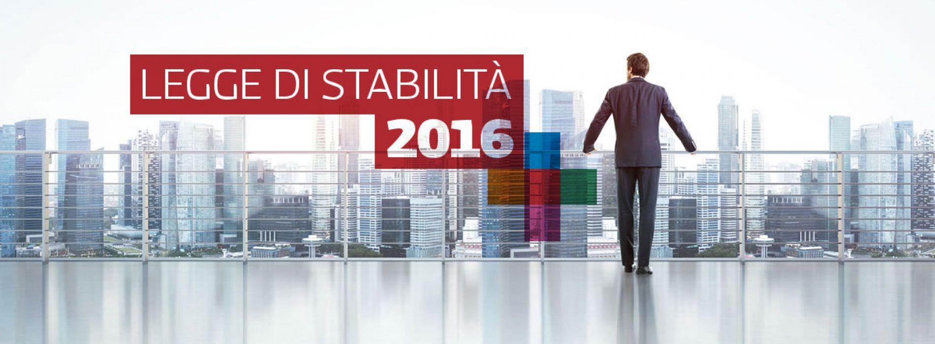 Mancano 6 mesi per usufruire dei bonus della Legge di Stabilità 2016
