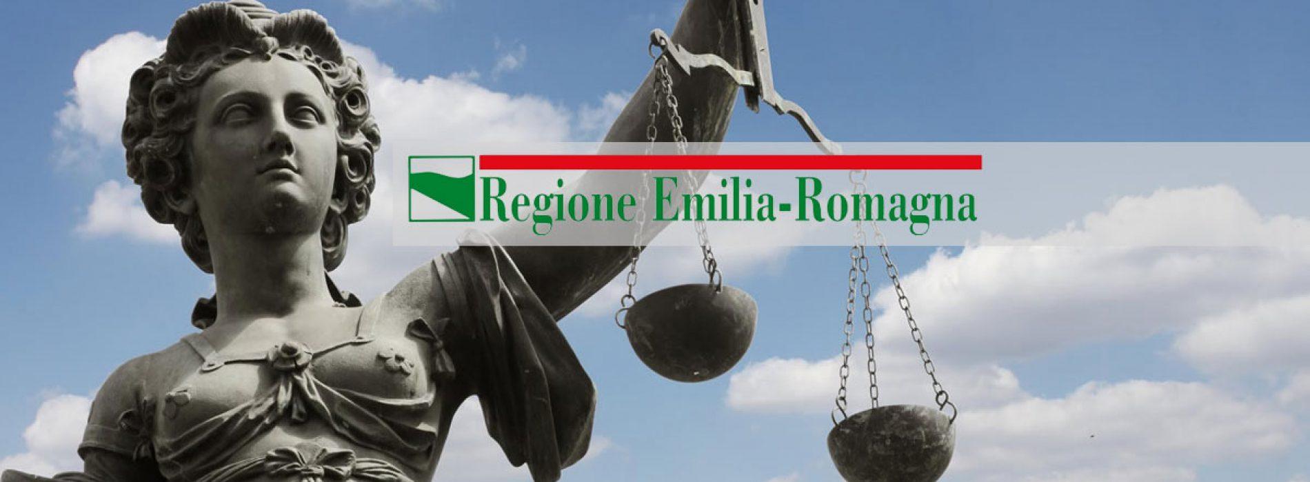 Emilia Romagna: la Giunta Regionale approva il nuovo Testo Unico sulla legalità