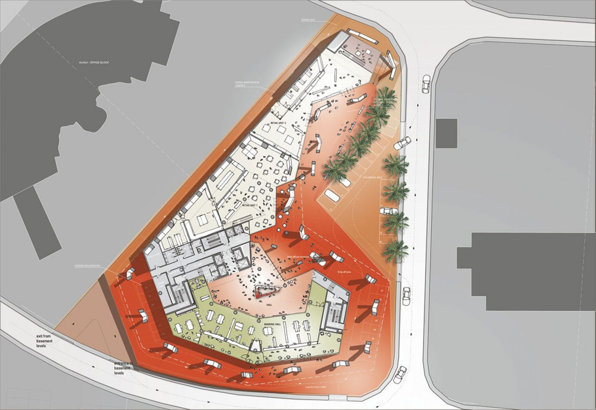 One Airport Square: in Ghana vince l'architettura green italiana