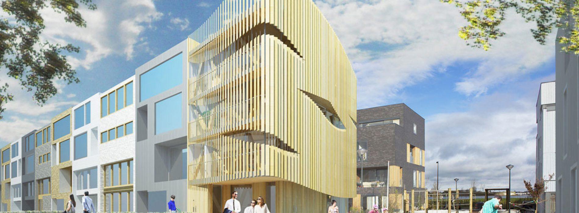 Freeboter: il progetto dell'architetto Giacomo Graziani nel cuore di Amsterdam