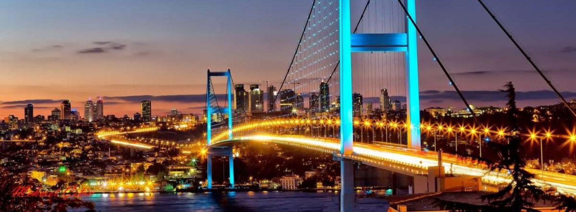 Maxi-opere in Turchia: inaugurato il terzo ponte sul Bosforo