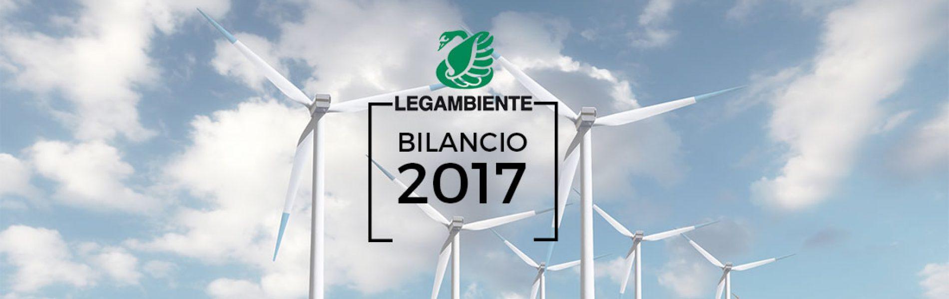 Proposte Legambiente per la legge di Bilancio 2017