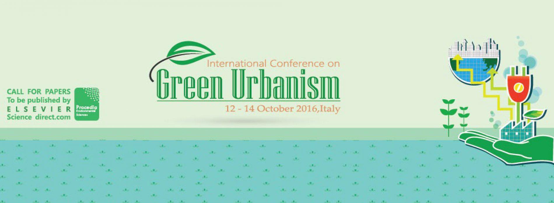 """Conferenza Internazionale """"Green Urbanism"""" a Lecce"""