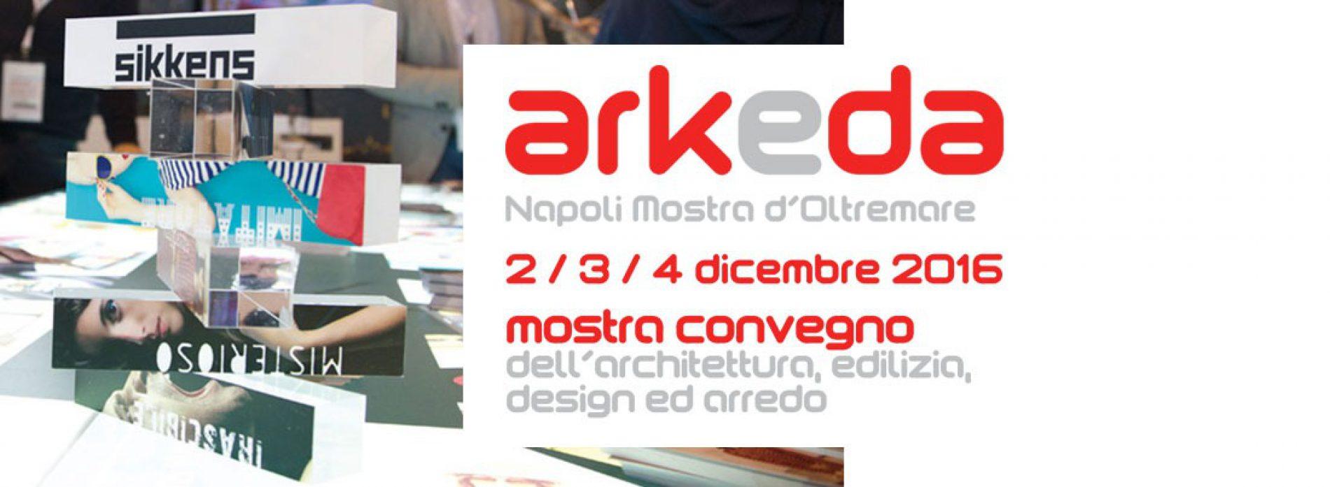 Arkeda, il salone dell'archittettura, dell'arredo, del design e dell'edilizia