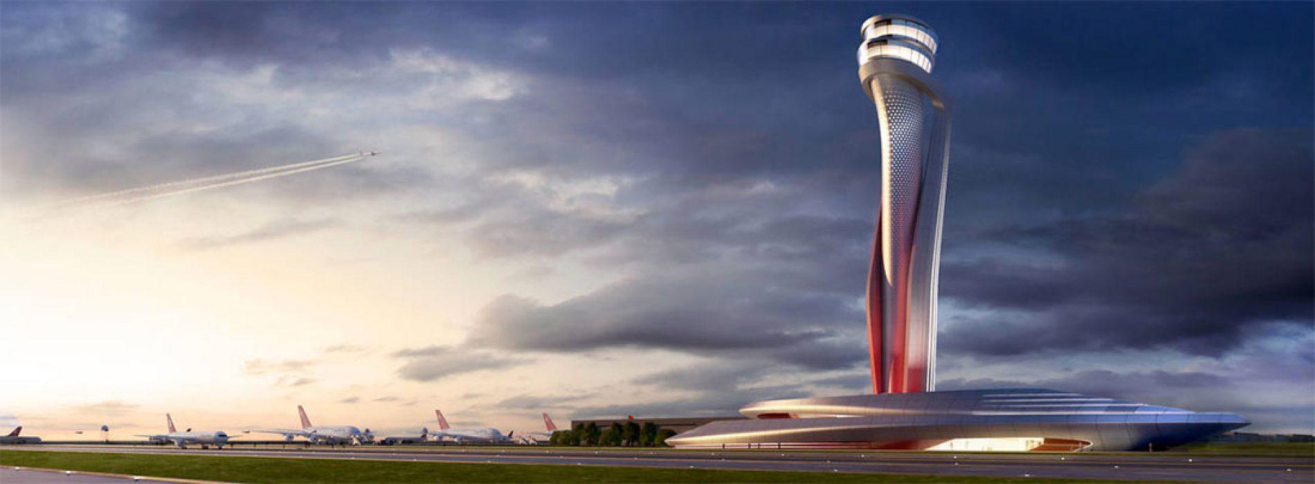 Aeroporto di Istanbul una nuova Torre di controllo