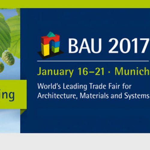 BAU 2017: Fiera dell'Edilizia a Monaco di Baviera