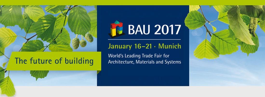 Bau 2017 fiera dell edilizia a monaco di bavierabau 2017 for Fiera monaco marzo 2017