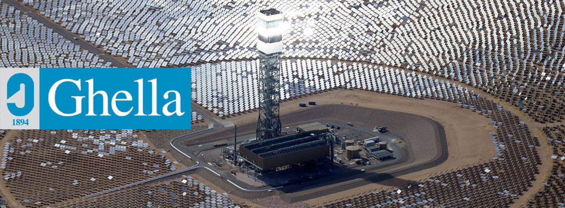 Dubai: il megaimpianto fotovoltaico dell'azienda italiana Ghella