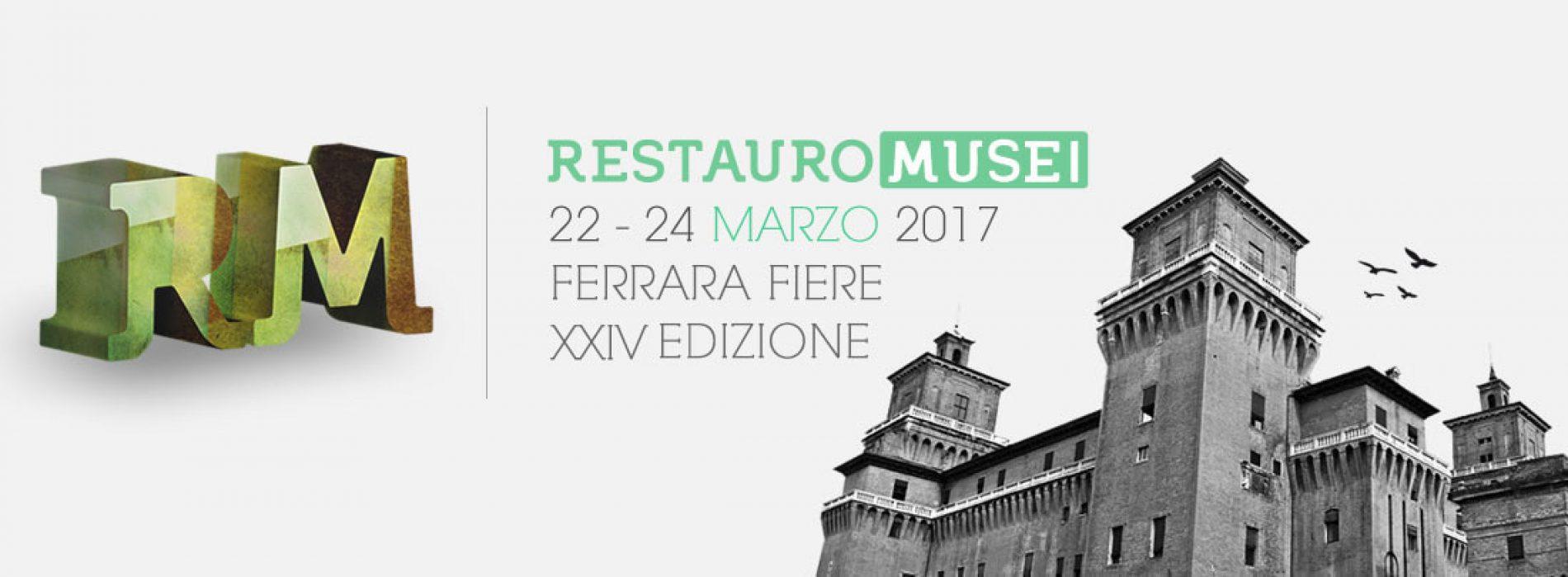 Salone del Restauro Musei di Ferrara