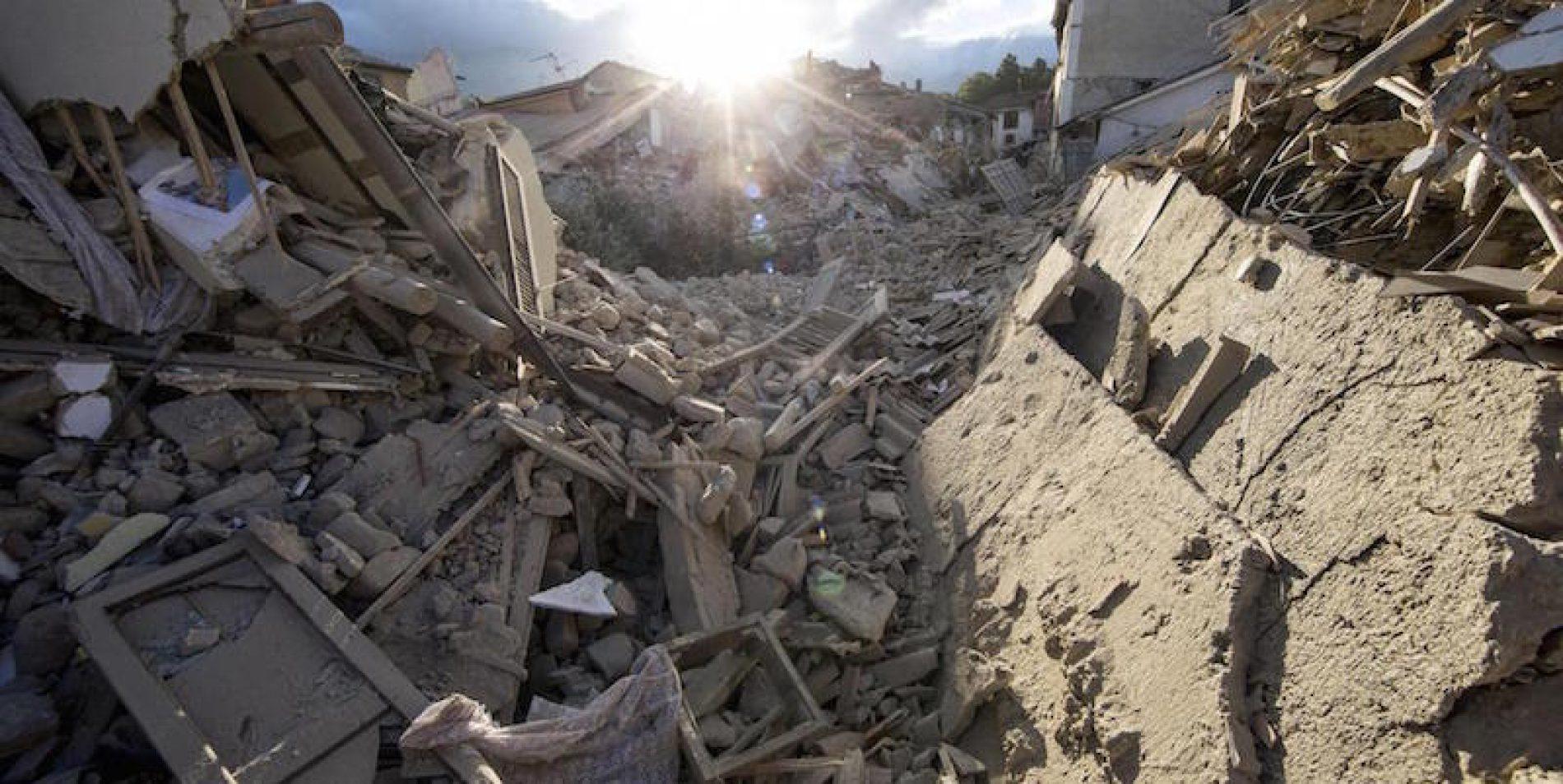Post sisma: in scandenza i contributi per opere pubbliche