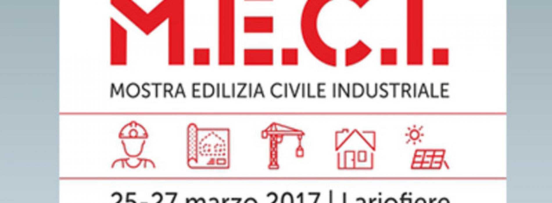 Meci la fiera dell'Edilizia civile e industriale