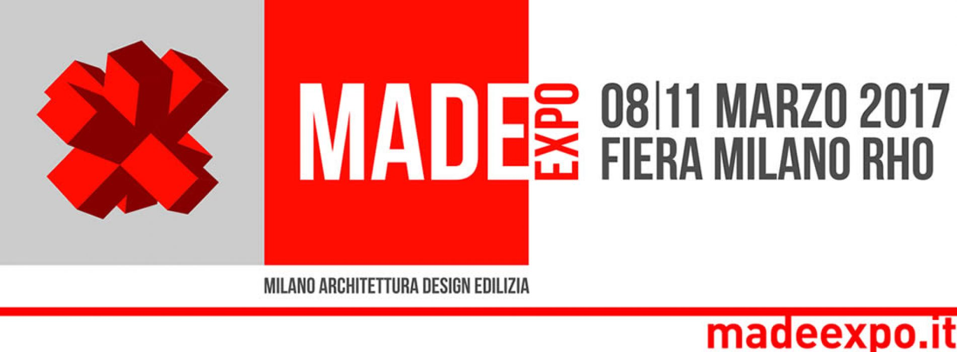Made Expo Milano 2017