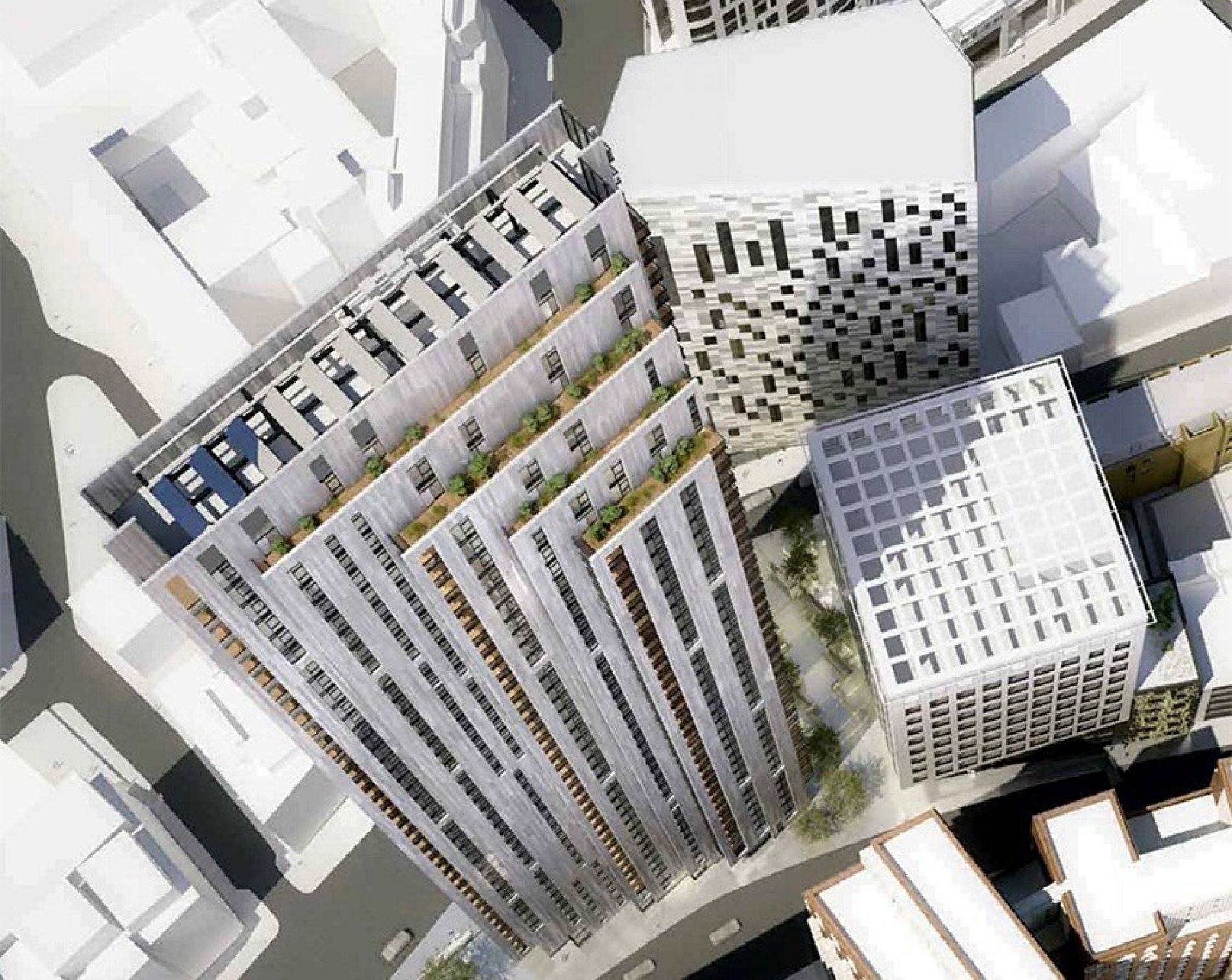 Il gruppo Focchi a Londra per il rivestimento del Atlas Building