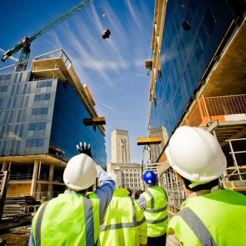 L'edilizia è in crescita anche nel 2017