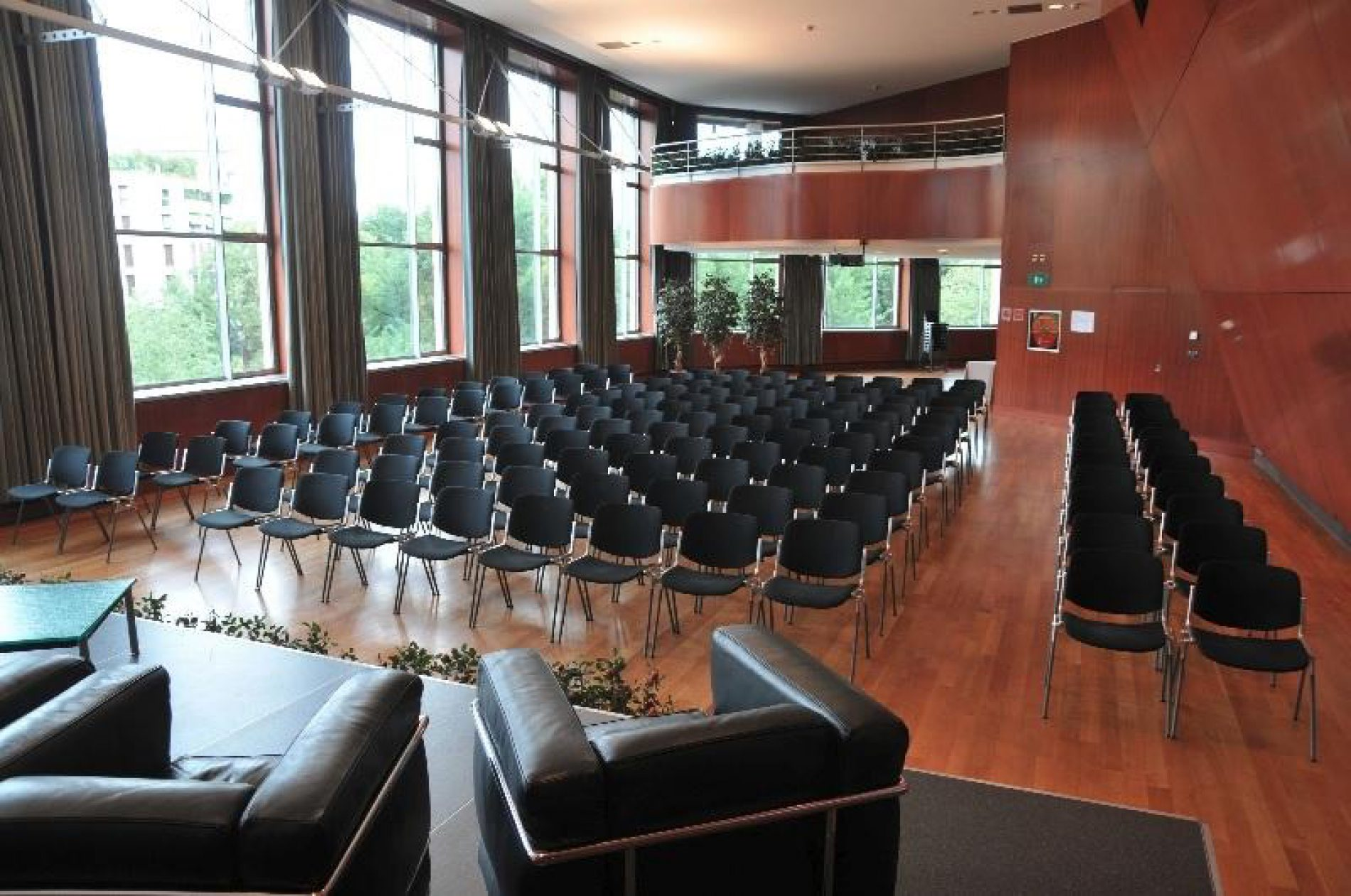 Convegno: Architetture per la cultura in Svizzera