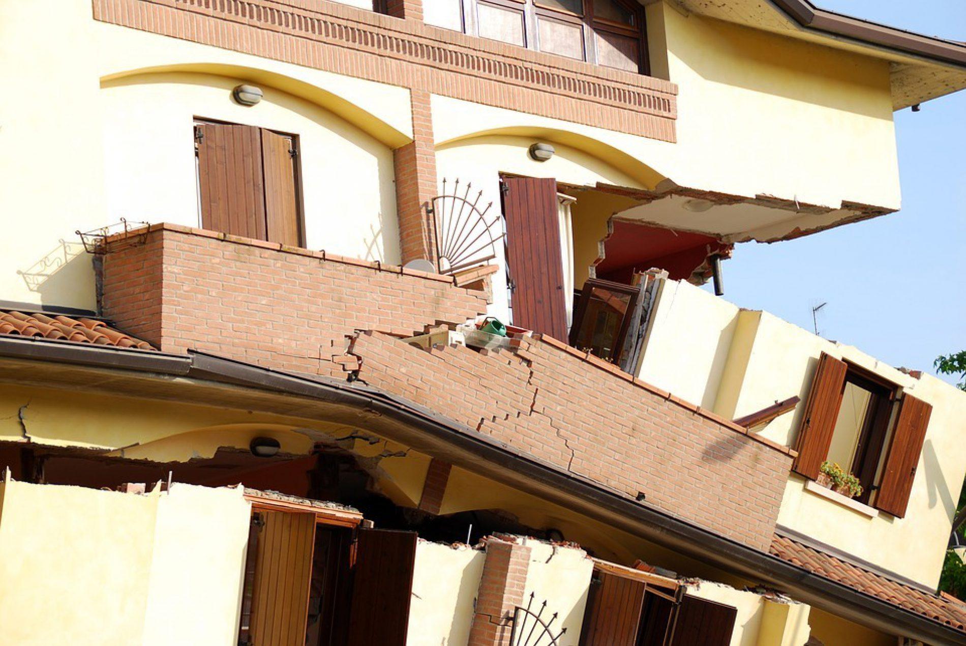 Sismabonus: il tetto massimo che blocca i capannoni