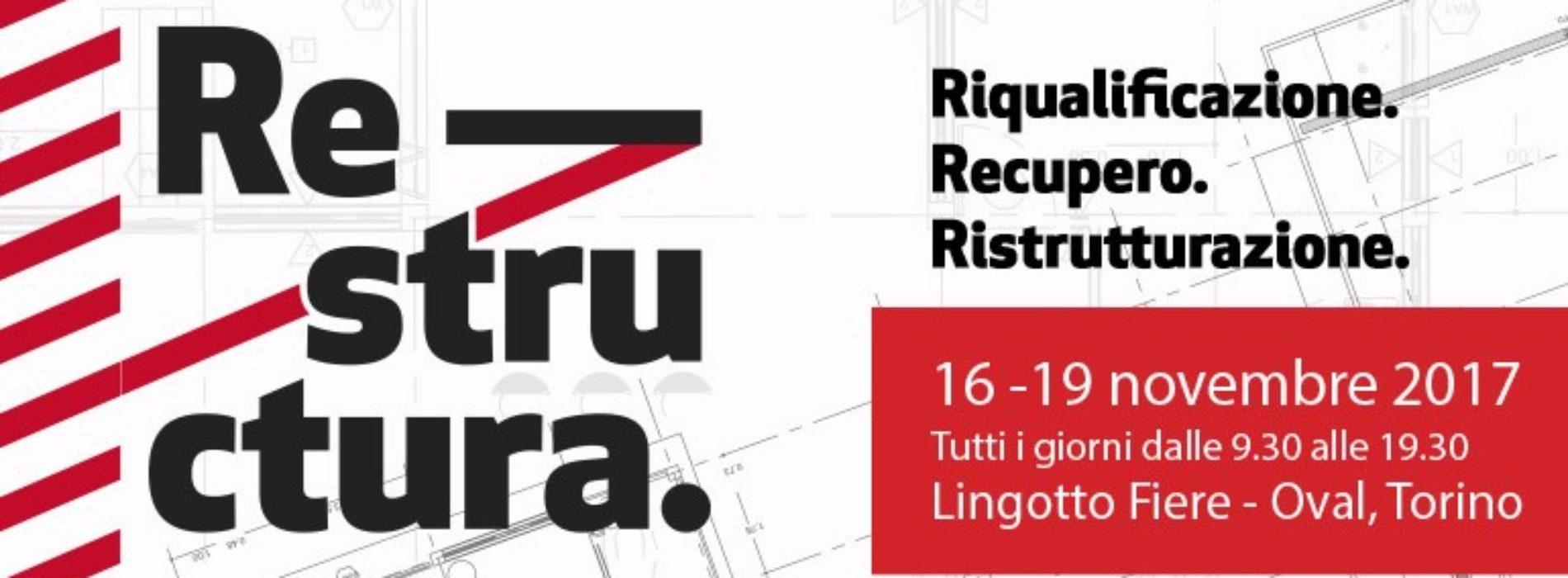 Restructura 2017 a Torino