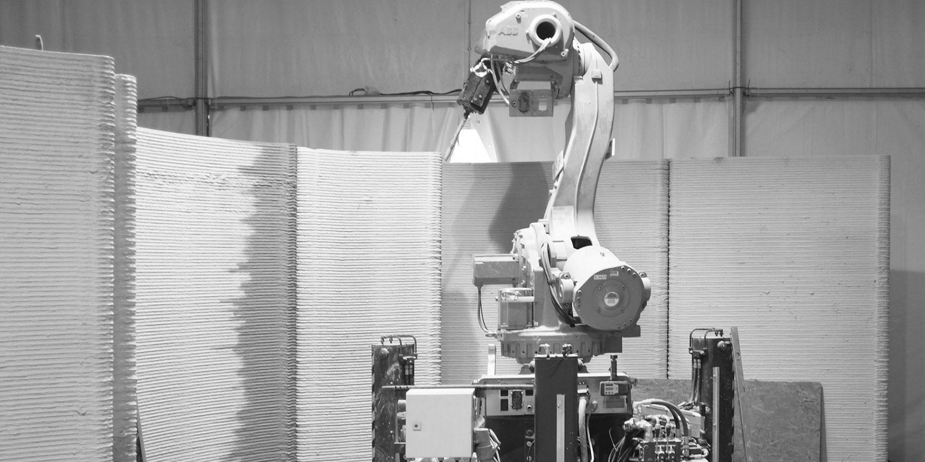 Nasce la prima casa stampata in 3D