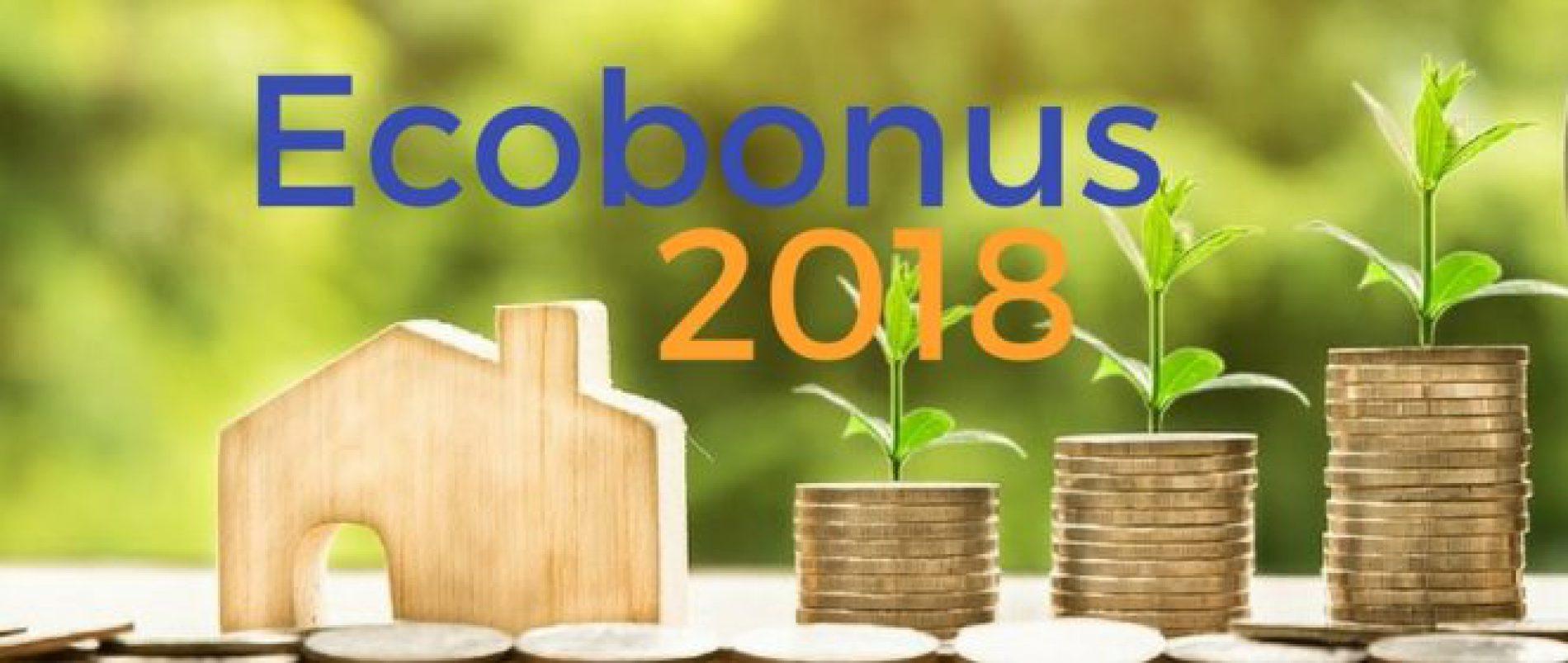 Bozza Ecobonus: tagli a infissi e domotica