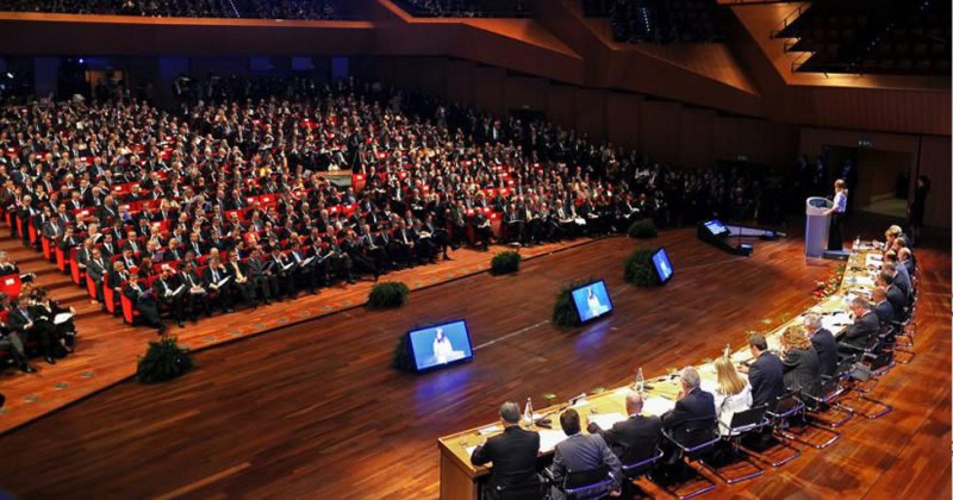 Roma: ottavo Congresso Nazionale degli Architetti italiani