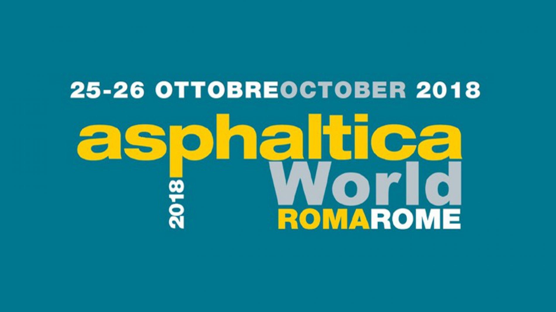Asphaltica World a Roma
