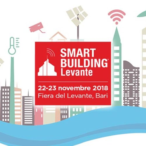 SMART BUILDING LEVANTE. IL SUD È SMART