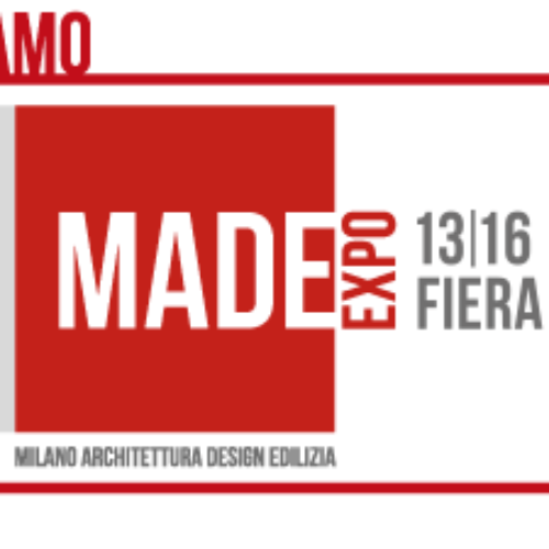 MADE Expo Milano