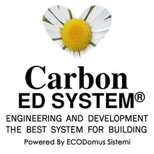 Sistema costruttivo in polistirolo espanso EPS Carbon ED SYSTEM | ECOdomus Sistemi