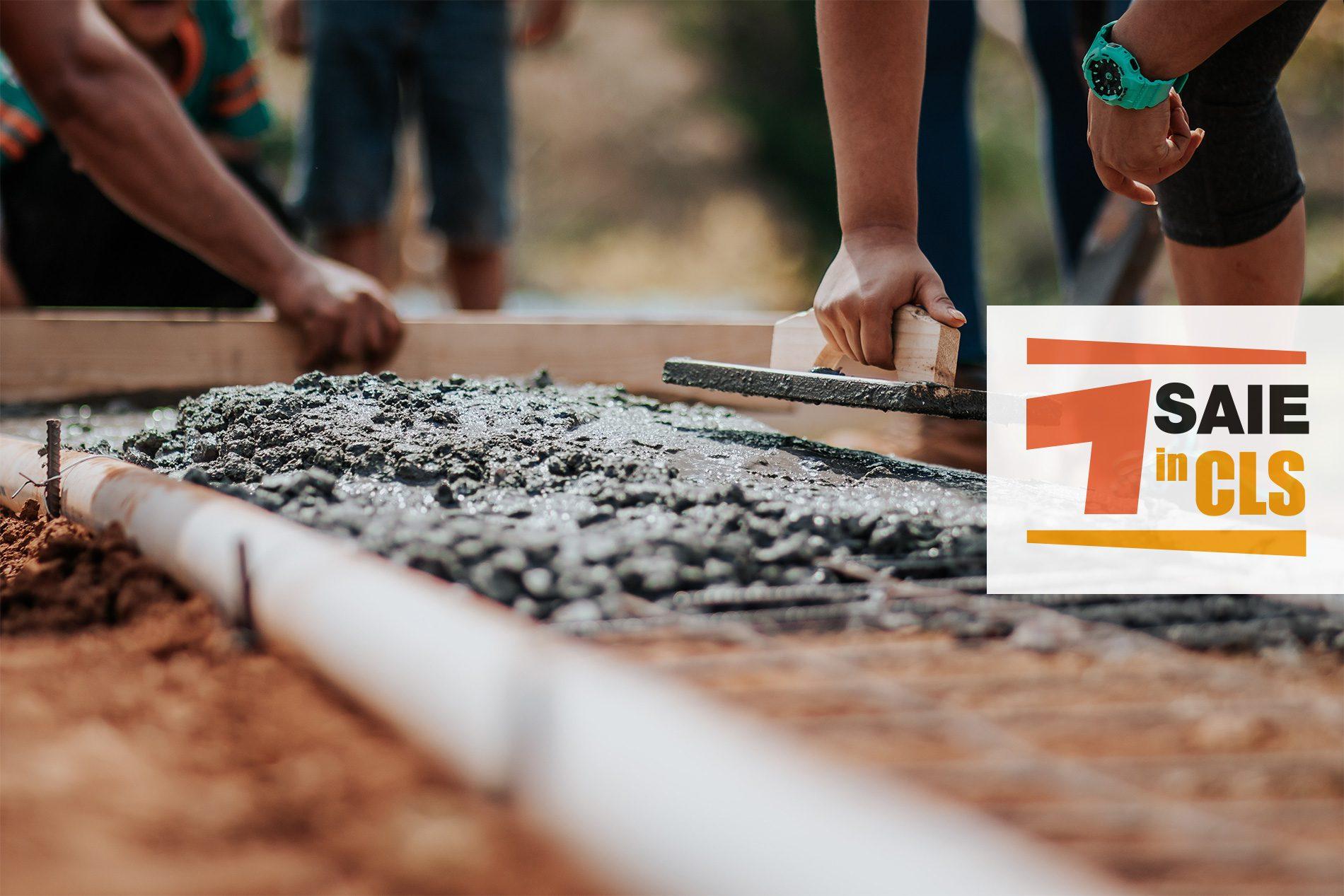SAIE InCalcestruzzo 2021: torna l'evento nazionale dedicato al Calcestruzzo